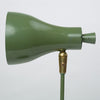 Olive Green Wall Lamp by Gerald Thurston for Lightolier