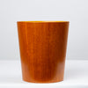 Rainbow Wood Products Teak Wastebasket by Martin Åberg