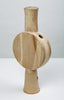 Sculptural Multi-Opening Studio Pottery Vase or Centerpiece