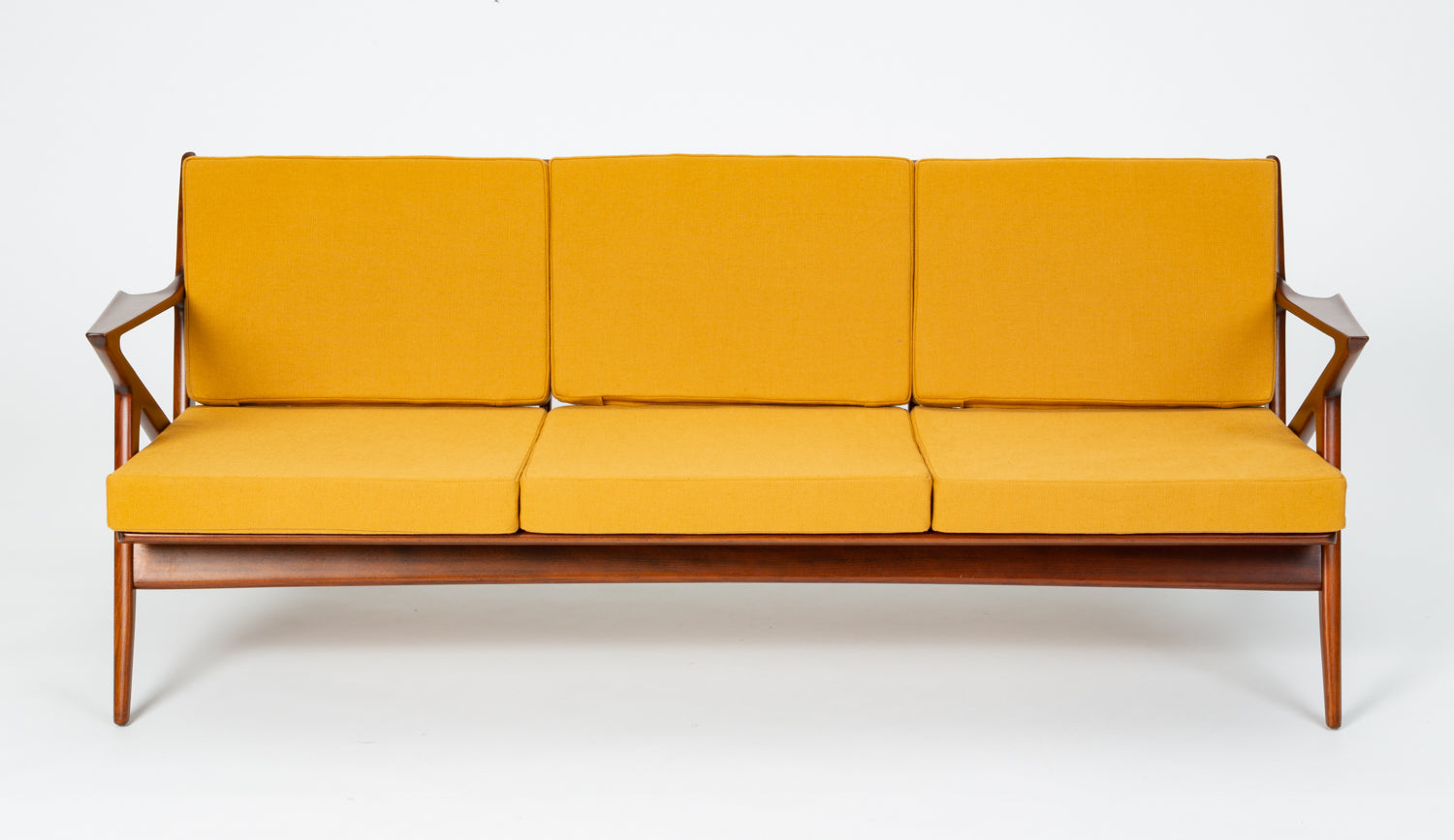 ON HOLD****Z Sofa by Poul Jensen for Selig