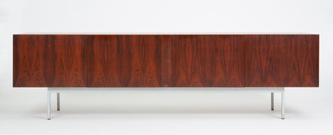 Rosewood B40 Credenza by Dieter Waeckerlin for Idealheim/Behr