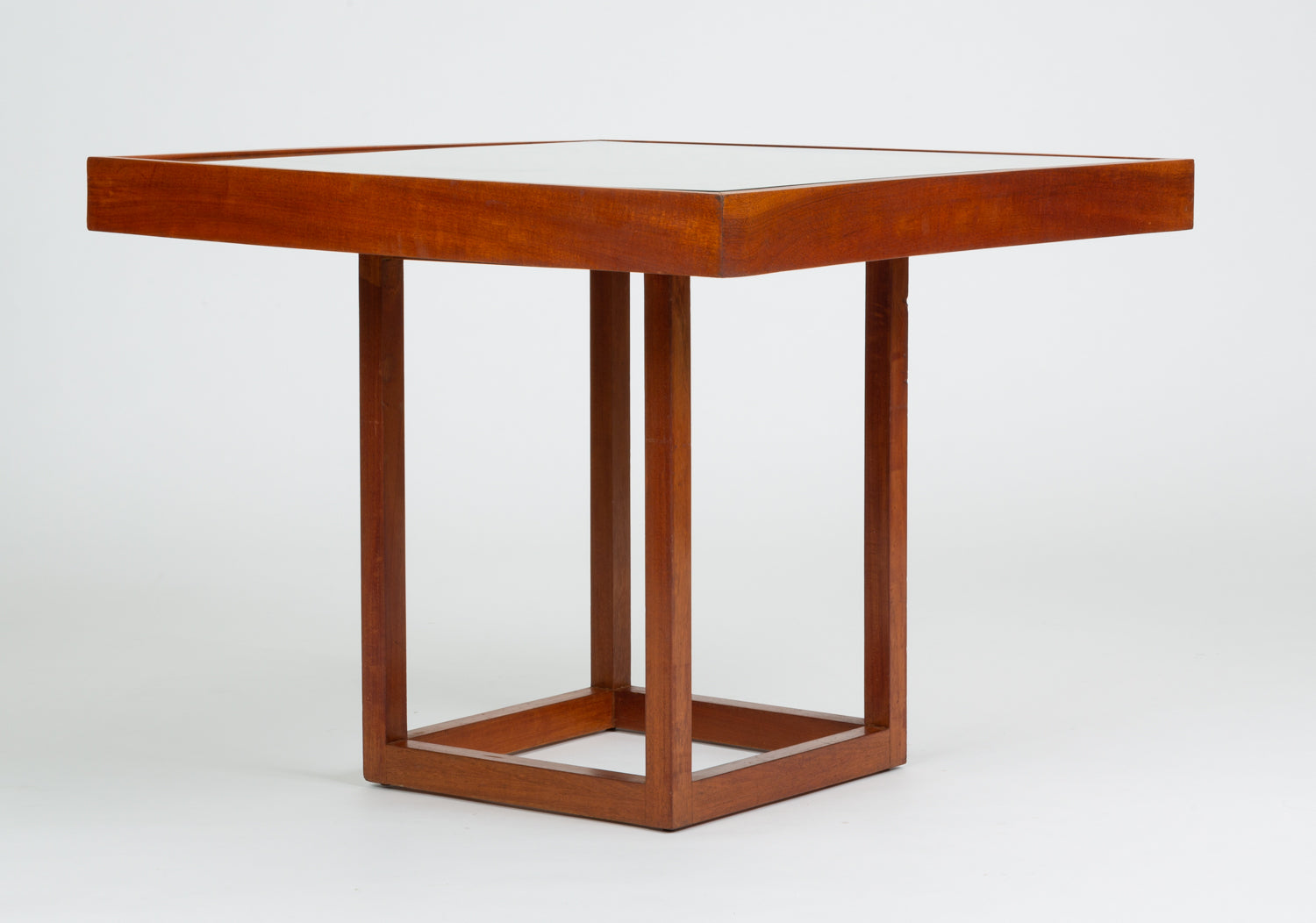 Mexican Modern Convertible Coffee Dining Table By Michael Van Beuren For Domus Mexico