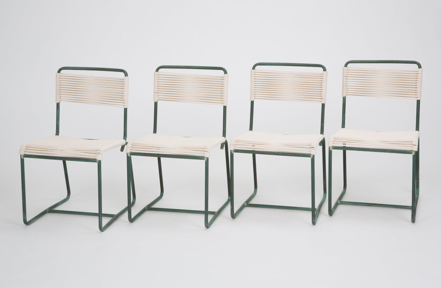 Single Dining Side Chair By Walter Lamb For Brown Jordan Den Mobler