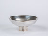 Postmodern Silver Bowl by Richard Meier for Swid Powell