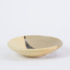 Small Dish with Yellow Glaze by Otto Heino