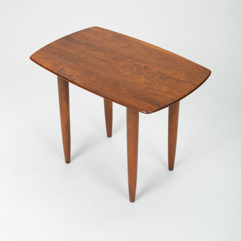 "California Modern ""Prelude"" Oblong Side Table by Ace-Hi"