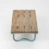 Wooden Top Side Tables by Walter Lamb for Brown Jordan