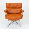 Ray + Charles Eames Time Life Lobby Chair with New Leather Upholstery
