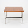 Mid Century Modern Walnut Children's Work Table by Herman Miller