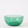 Art Glass Aquamarine Bowl by Karhula of Finland