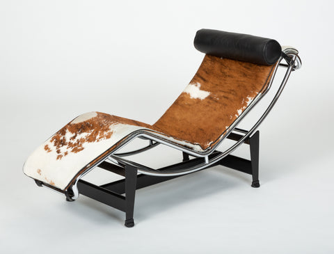 LC4 Chaise Lounge by Le Corbusier for Cassina