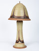 Studio Lamp with Ceramic Lamp Shade