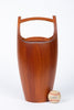 Jens Quistgaard Large Teak Ice Bucket