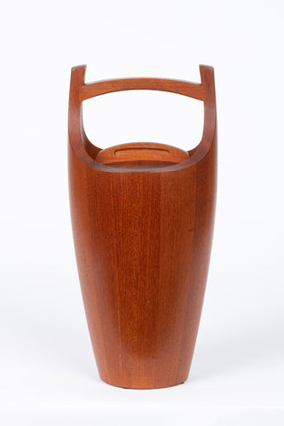 Jens Quistgaard Small Teak Ice Bucket