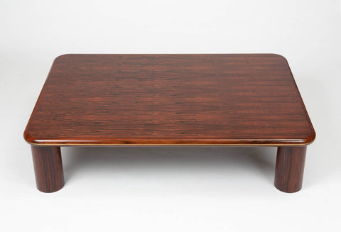 Monumental Danish Rosewood Coffee Table