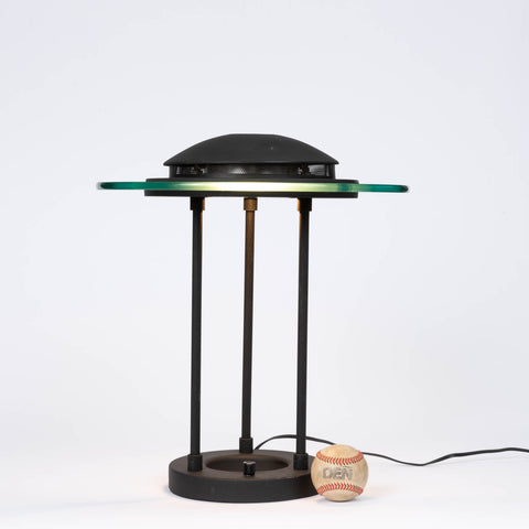 Saturn Table Lamp by Robert Sonneman for George Kovacs