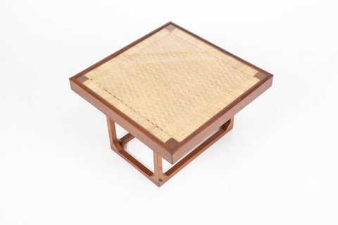 Mexican Modern Convertible Dining Coffee Table by Michael van Beuren for Domus Mexico