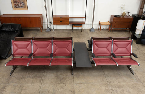 Eames for Herman Miller Tandem Sling Seating System