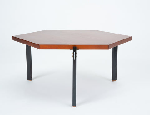 Low Hexagonal Table by André Simard