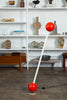 Barbell Floor Lamp by John Mascheroni