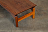 Greta Grossman Walnut Bench