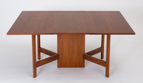 Model 4656 Gateleg Table by George Nelson for Herman Miller