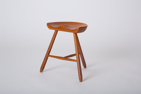 Danish Modern Teak Milking Stool