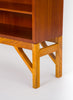 Danish Modern Bookcase in Teak and Oak by Børge Mogensen
