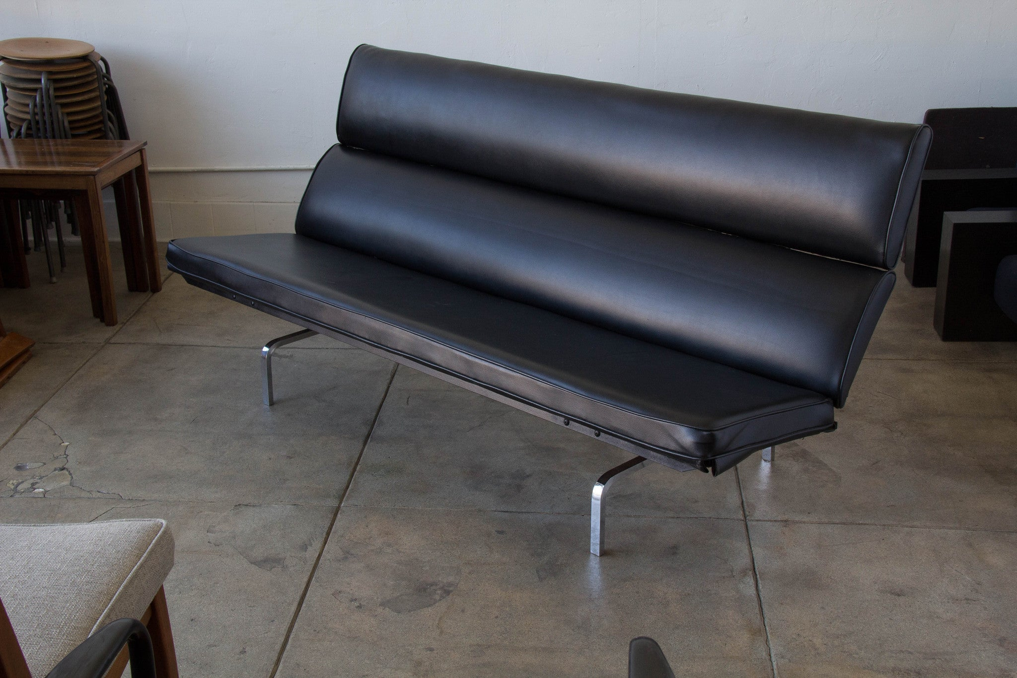 Eames Sofa Compact For Herman Miller