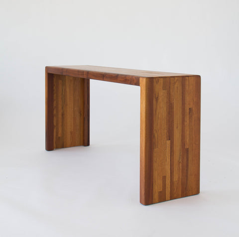 Lou Hodges Solid Wood Console Table for California Design Group