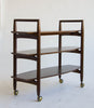T.H. Robsjohn-Gibbings Trolley Bar Cart