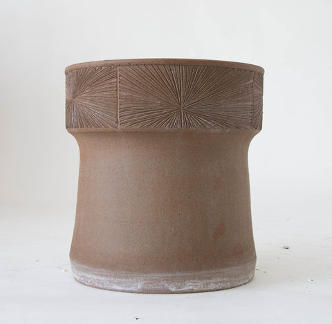 Robert Maxwell and David Cressey Earthgender Medium Flared Planter