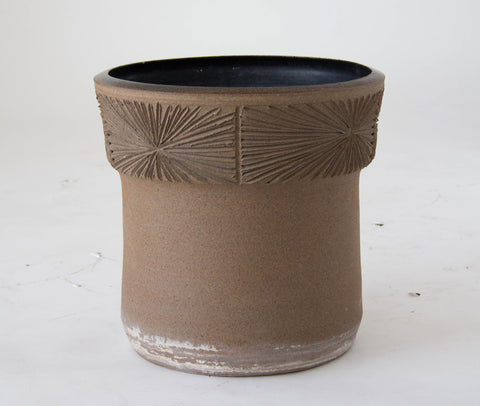 Robert Maxwell and David Cressey Earthgender Small Flared Planter