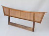 "George Nakashima ""Origins"" Walnut Headboard by Widdicomb"