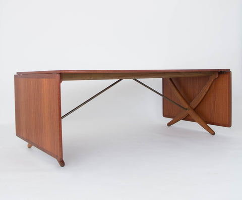 Hans Wegner At-314 Dining Table for Andreas Tuck