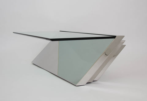 J. Wade Beam for Breuton Cantilevered Coffee Table