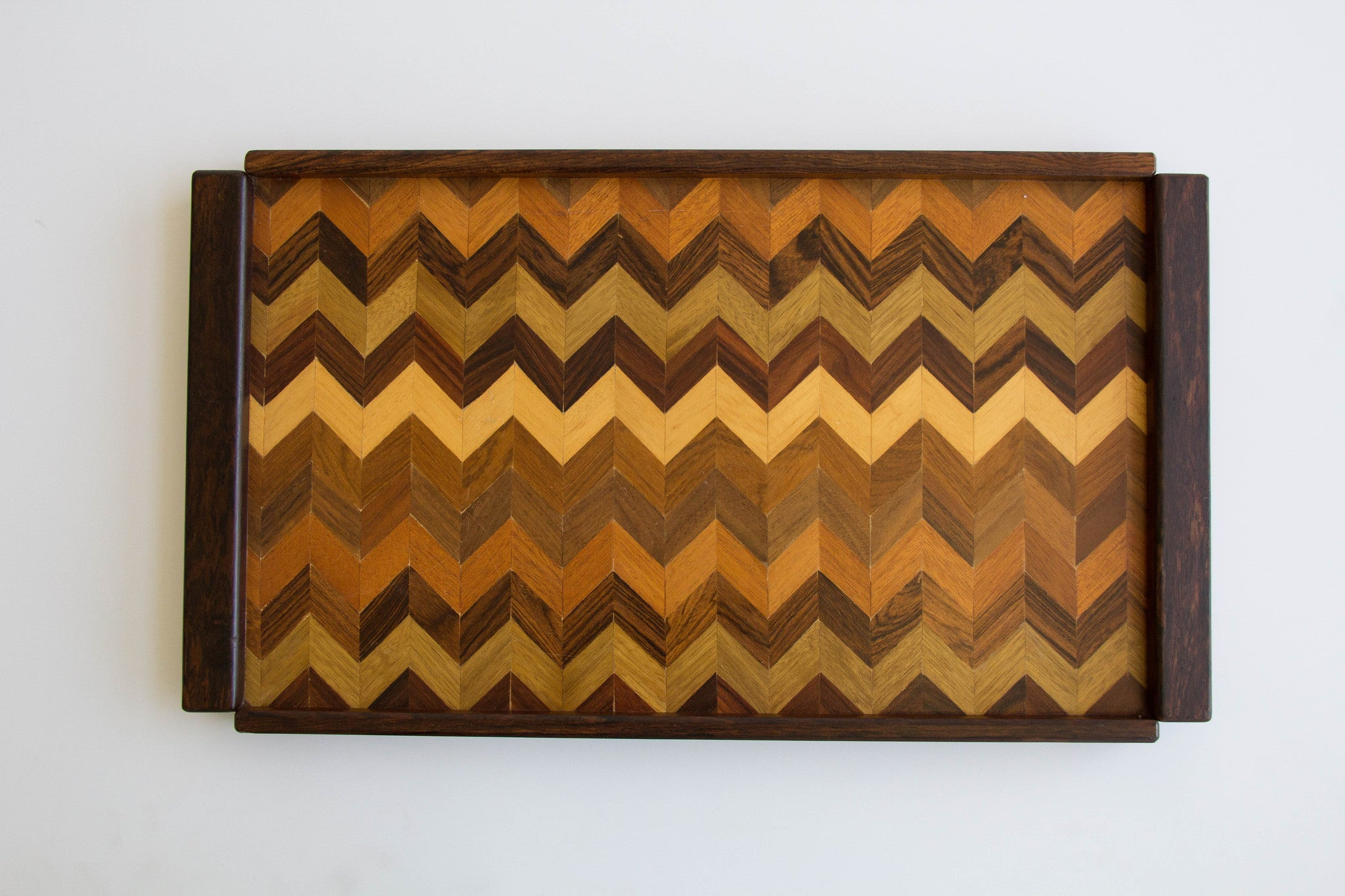 Don Shoemaker Rosewood Tray