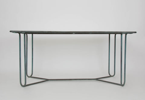 Walter Lamb Patio Dining Table