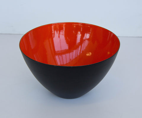 Enameled Steel Krenit Bowl