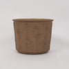 "Robert Maxwell Studio Pottery Planter with Incised ""Teardrop Sunburst"" Detail"