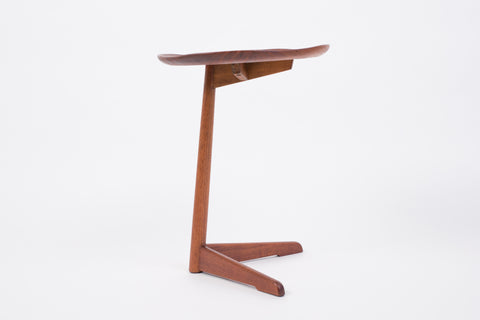Norwegian Modern Teak Side Table by Steen & Strøm