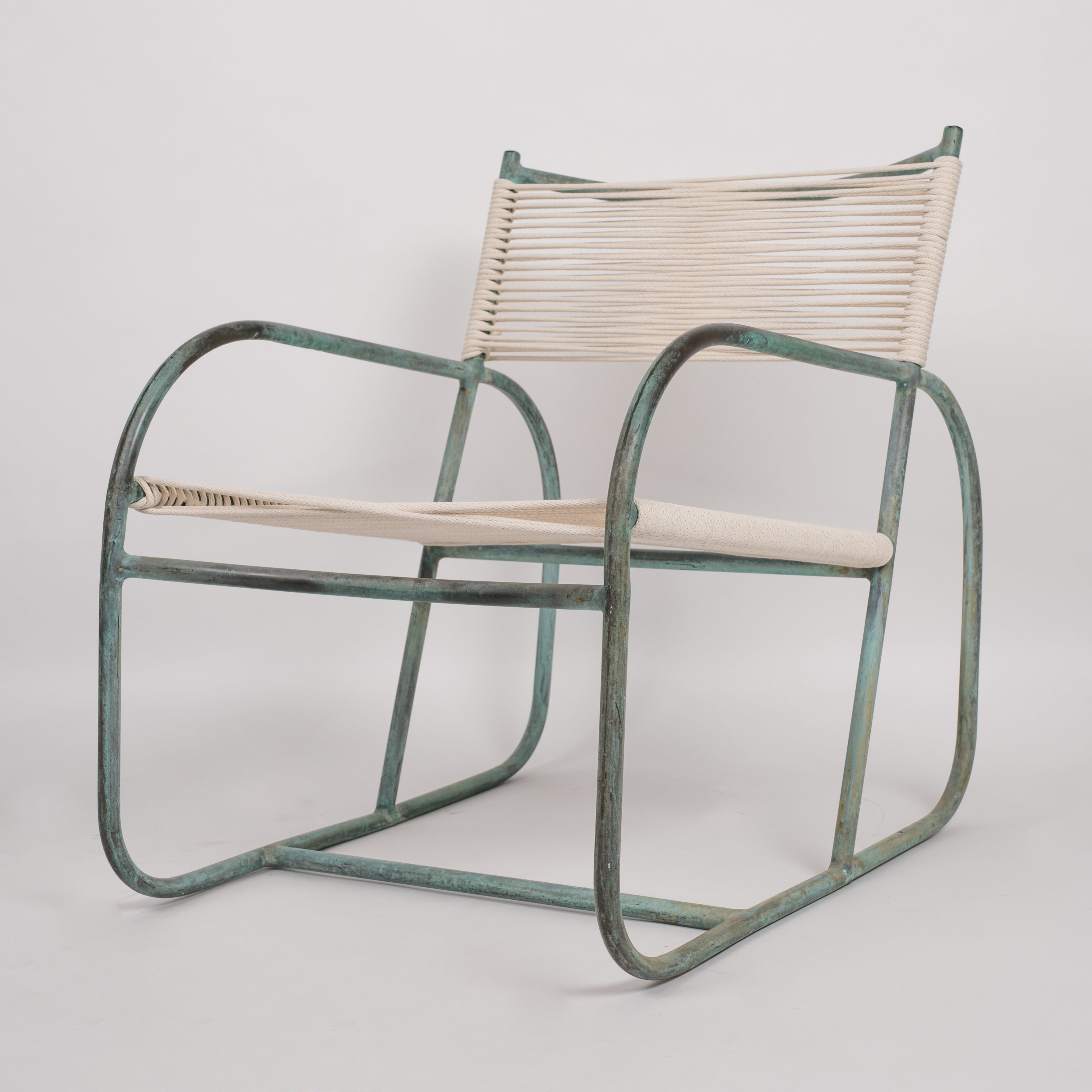 Early Model Walter Lamb Lounge Chair