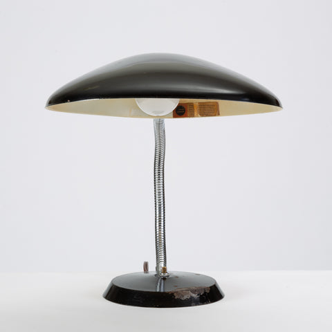 Greta Grossman Cobra Table Lamp for Ralph O. Smith