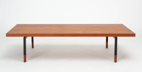 Johs Aasbjerg Model 120 Teak Coffee Table or Bench