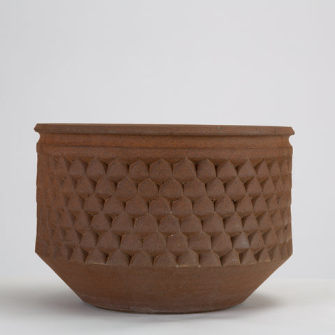 Angled Earthgender Diamond Pointer Planter by David Cressey & Robert Maxwell