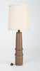 Tall Stoneware Lamp by Gordon and Jane Martz for Marshall Studios