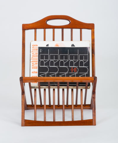 Magazine Rack by by Arthur Umanoff for Washington Woodcraft