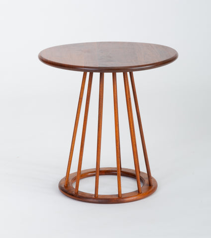 Round Side Table by Arthur Umanoff for Washington Woodcraft