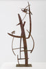 """Jacob's Ladder"" Welded Metal Sculpture by Max Finkelstein"