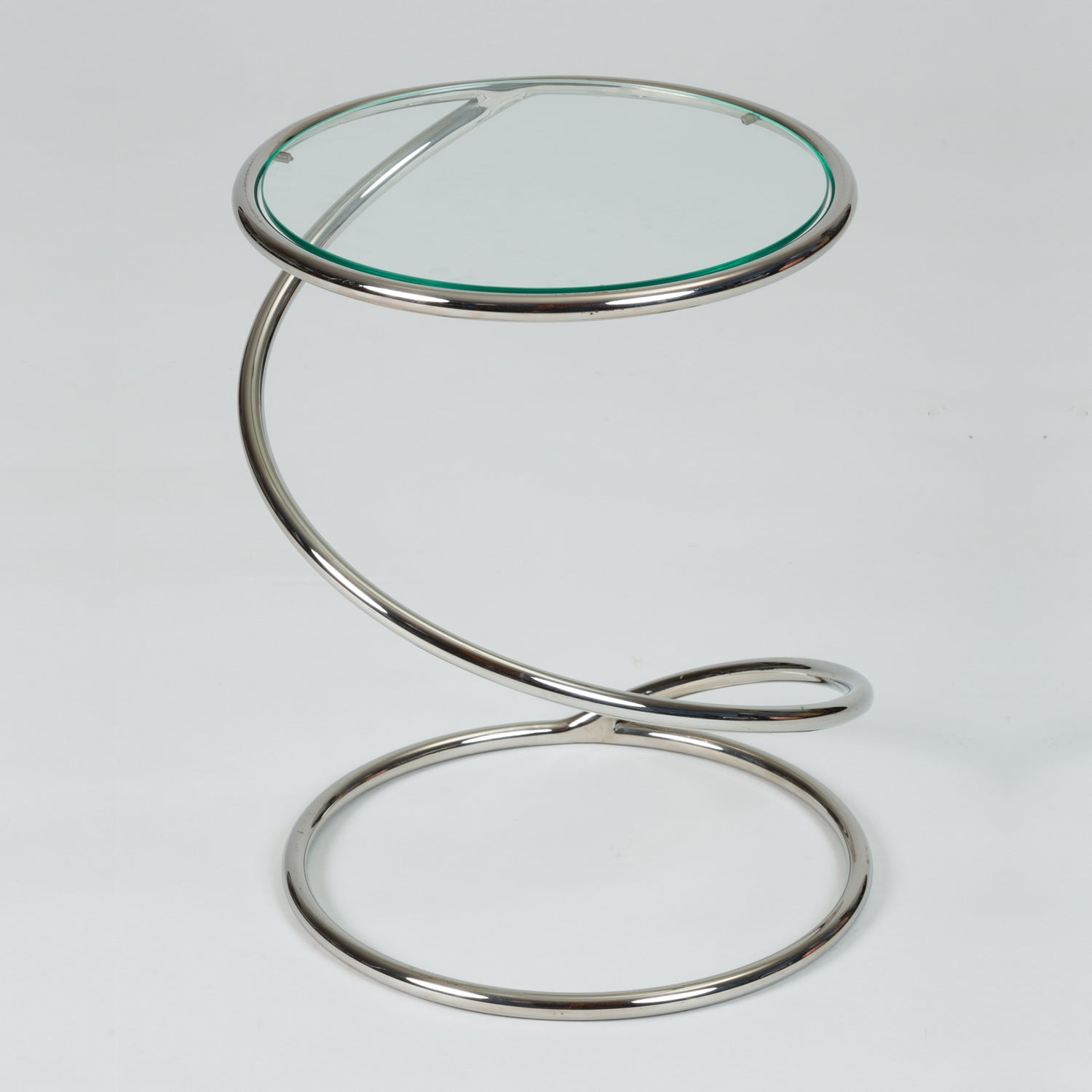 PS-12 Spiral Side Table by Brueton